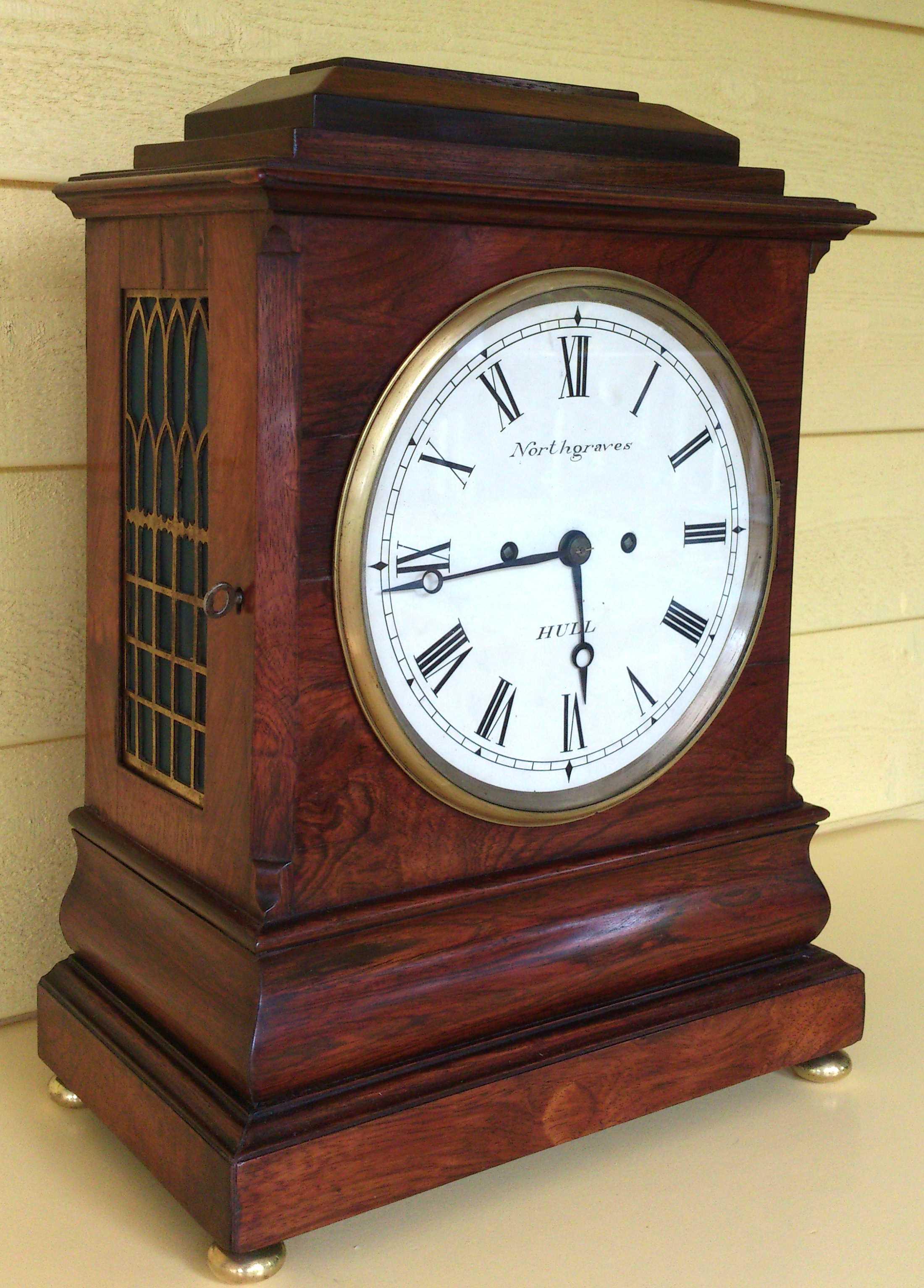 Englische Uhr
